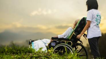 The Elderly – With Dementia – Fighting Constipation